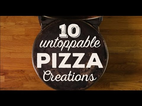 Watching Wacky Pizzas Get Baked Totally Melts My Mind