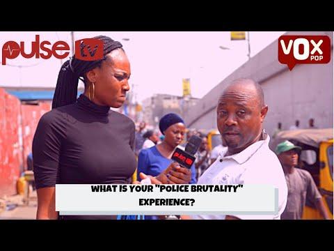 Nigerians Speak on Police Brutality Voxpop | Pulse TV