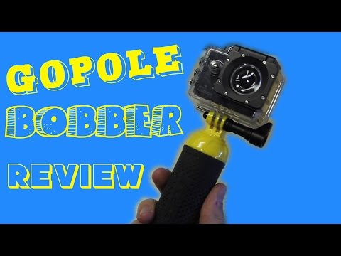 Braaap Reviews Episode #2: GoPole Bobber Floating Handle Grip For GoPro or SJCAM