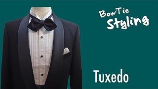BowTie Style Black Tie, Formal,Tuxedo/BOWTIE SPECIMENS