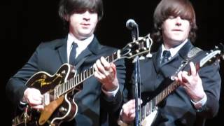 """""""Hold Me Tight"""" - American English Beatles Tribute"""