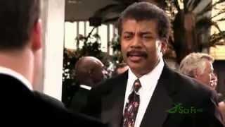 Rodney McKay vs Bill Nye vs Neil deGrasse Tyson