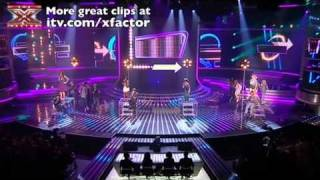 The Final 12 Sing Forget You   The X Factor Live Results 3   Itv.comxfactor