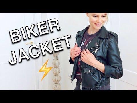 Как выбрать кожаную куртку-косуху - Мастхевы современного гардероба