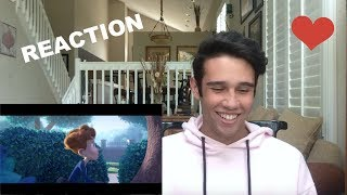 In a Heartbeat - Animated Short Film REACTION