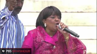 Rev. Shirley Caesar Performs 'How I Got Over' at March Anniversary