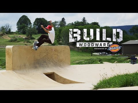 The Dickies Team at Woodward PA - EP10 - Build Woodward Presented By Dickies