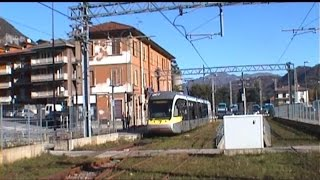 preview picture of video 'Bergamo - Albino Tram-Visite 2013'