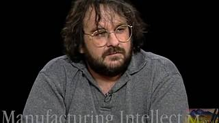 """Peter Jackson, Elijah Woods and Viggo Mortensen interview on """"Lord of the Rings"""" (2002)"""