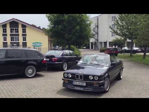СЛЁТ BMW ALPINA  51 ГОД
