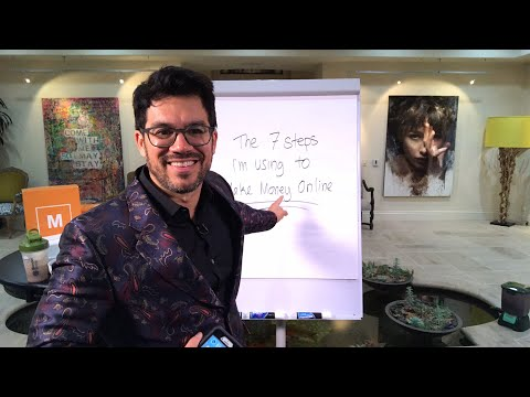 📚💰The 7 Steps I'm Using To Make Money Online💰📚 tailopez.com/moneyonline