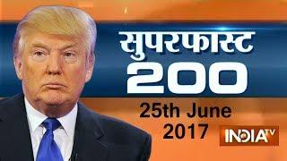 Superfast 200   25th June, 2017, 7:30pm ( Full Segment )