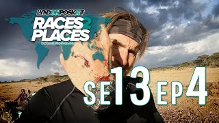 Races to Places SE13 EP4 - The Crash! - Adventure Motorcycling Documentary Ft. Lyndon Poskitt