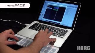 Korg NanoKontrol 2 WH - Video