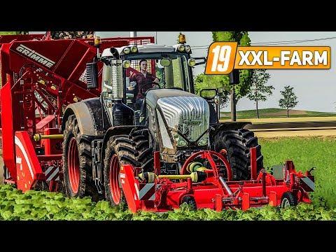 LS19 XXL Farm #91: Letzte Vorbereitungen auf dem FELD! | LANDWIRTSCHAFTS SIMULATOR 19