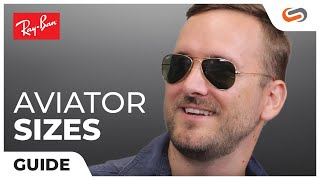 Ray-Ban Aviator Sizes: The Ultimate Guide   SportRx