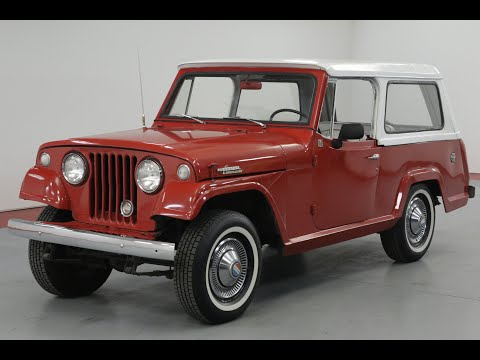 1967 jeep commando for sale cc 1156368. Black Bedroom Furniture Sets. Home Design Ideas