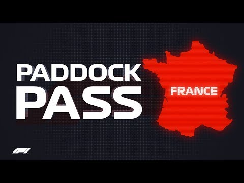 F1 Paddock Pass: Pre-Race At The French Grand Prix