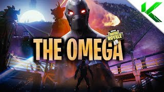 THE *TRUE* STORY ABOUT OMEGA! (Short Fortnite BR Movie) - Fortnite: Battle Royale