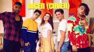 Dicen Cover (Sarah Silva Ft: Bae Music)