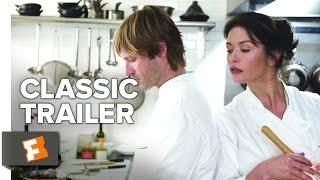 No Reservations (2007) Official Trailer #1 - Catherine Zeta-Jones, Aaron Eckhart Movie