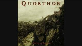 I've Had It Comming My Way - Quorthon - Purity of Essence