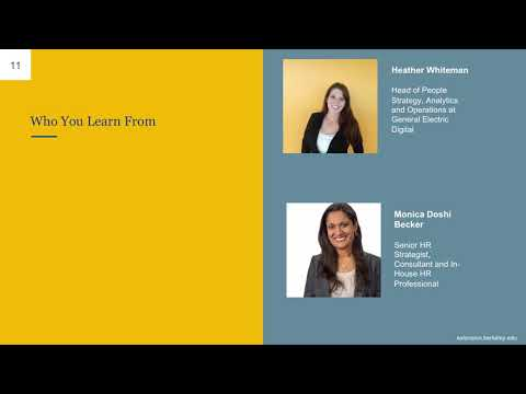 Certificate Program in HR Management Online Information Session ...