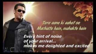 Tere Naina Maar Hi Daalenge :Jai Ho ENGLISH   - YouTube