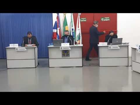 5ª Sessão Extraordinária de 2021 - deliberação de projetos do Poder Executivo Municipal, em caráter de urgência