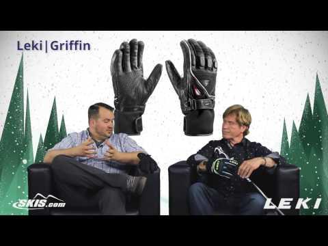 2016 Leki Griffin Glove Overview by SkisDotCom