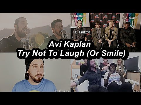 Avi Kaplan - Try Not To Laugh (Or Smile)