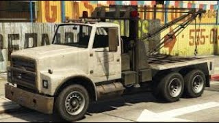 GTA 5 Tow Truck Spawn Location