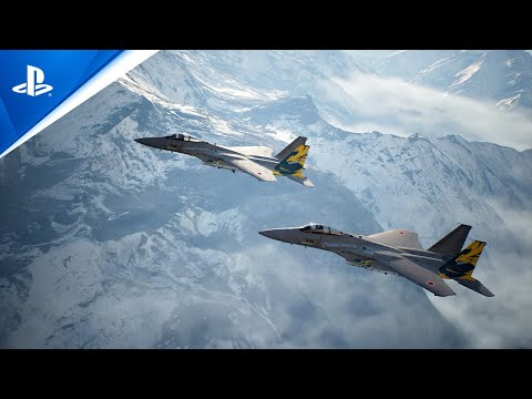 Ace Combat 7: Skies Unknown - JASDF Trailer | PS4