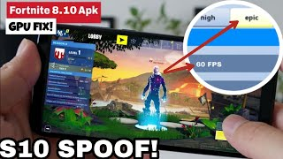 fortnite android season 8 apk for all devices - TH-Clip