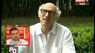 Juan Román Riquelme en Pura Quimica (Parte 1)