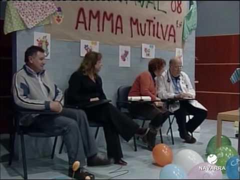 Carnavales en la residencia de mayores Amma Mutilva