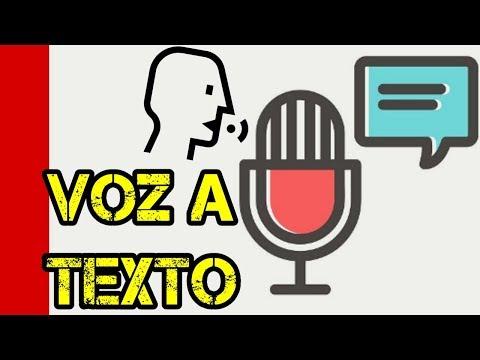 ⚡ Convertir voz a texto GRATIS y sin instalar programas ✅ (Como usar Speechnotes) Tutorial