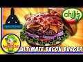 Chilis  Ultimate Bacon Burger Review with The Endorsement Peep THIS Out