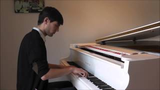 Pachelbel - Canon in D - Piano cover by Morgan k
