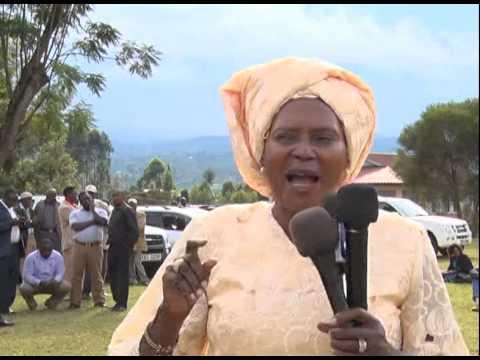 Mary Wambui Atoa Nasaha Kwa Wanawake
