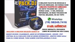 Dance 90 as 100 melhores / PACK 55GB MP3 MANDE Whats App (19) 98245.7416