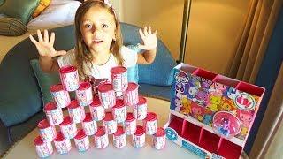 ПРЯТКИ в отеле Нашли коробку с игрушками My little Pony Cutie Mark Crew Новая коллекция Для детей