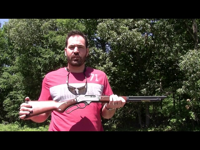 Arkansas Plinker Reviews the .410 Lever Action Shotgun