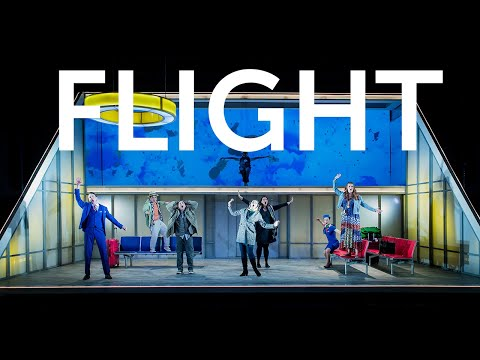 Royal Academy Opera performs Flight by Jonathan Dove
