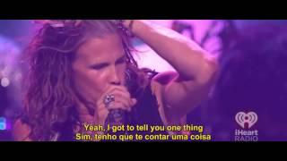 AEROSMITH - CRYIN' (LEGENDADO EM PT)