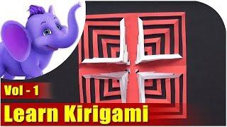 Learn Kirigami - Vol 1