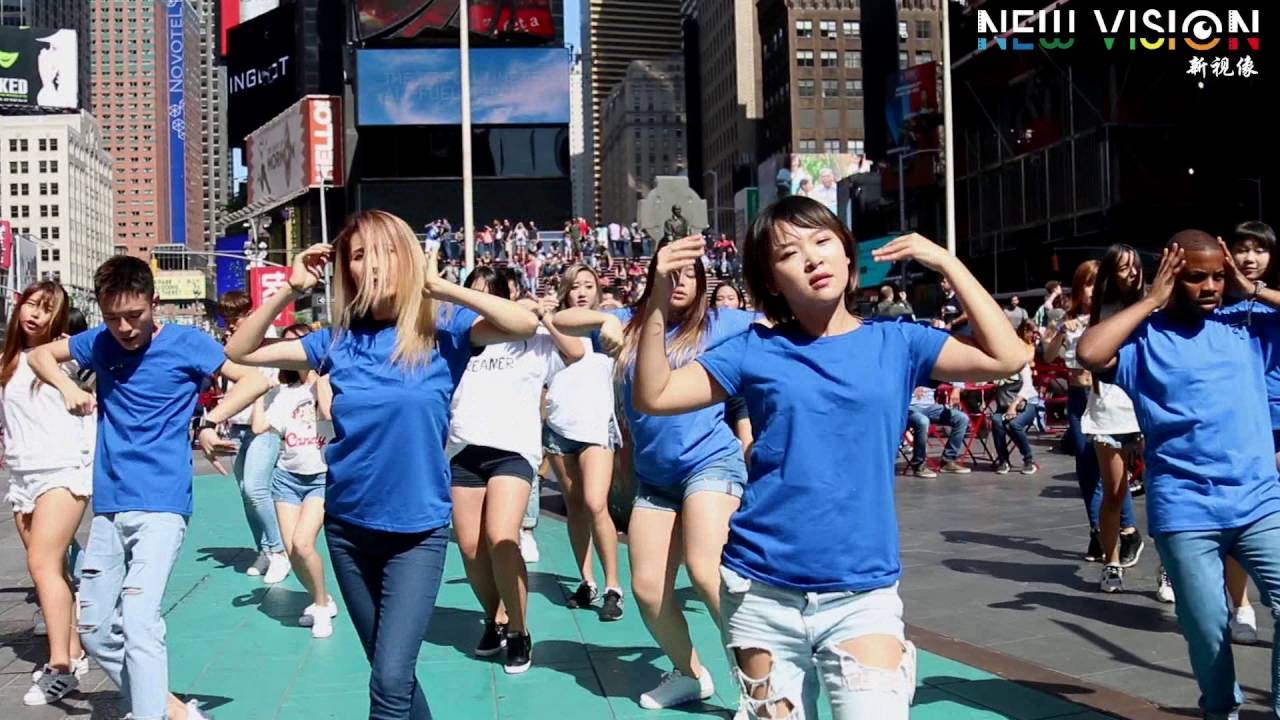 09172016 Time Square