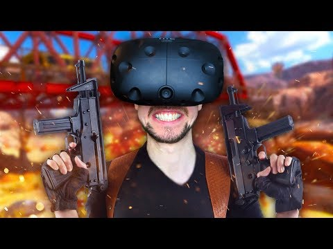 THEY WANT TO EAT ME | Arizona Sunshine (HTC Vive Virtual Reality)
