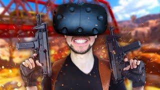 THEY WANT TO EAT ME | Arizona Sunshine (HTC Vive Virtual Reality)