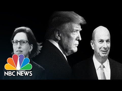 Watch Live: Sondland, Cooper, Hale Testify At Trump Impeachment Hearing | NBC News